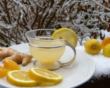 Zitrone Ingwer Honig anstattdessen
