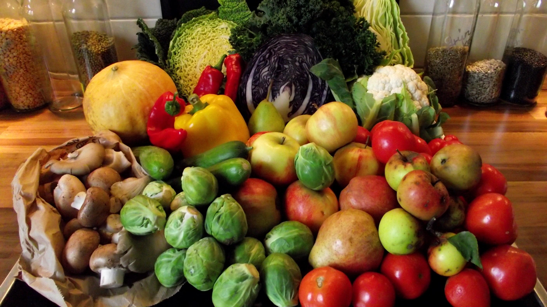 Haltbarmachen von Obst und Gemüse anstattdessen
